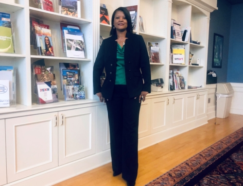 Leadership + Academics: Dr. May-Washington